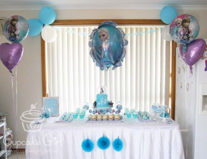 cupcakegirl.com.au - Frozen Party (2)