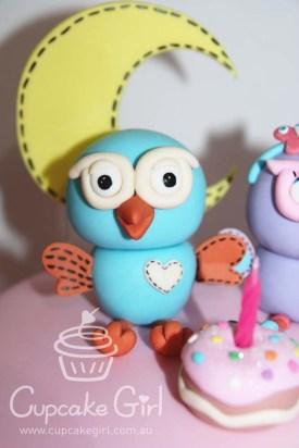 cupcakegirl.com.au - Giggle & Hoot Cake (7)