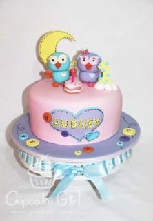 cupcakegirl.com.au - Giggle & Hoot Cake (9)