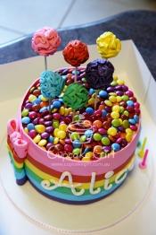 cupcakegirl.com.au - Alice's Rainbow Cake (5)