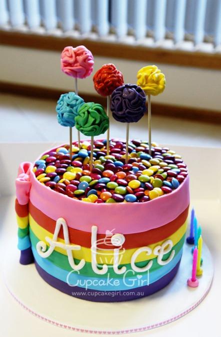 cupcakegirl.com.au - Alice's Rainbow Cake (6)