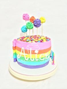 cupcakegirl.com.au - Alice's Rainbow Cake (9)