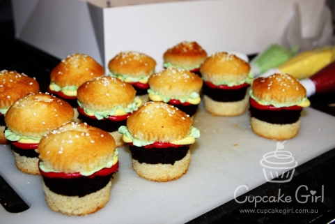 cupcakegirl.com.au - burger cupcakes (2)