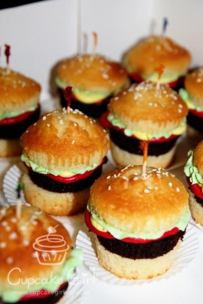cupcakegirl.com.au - burger cupcakes (5)