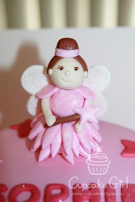 cupcakegirl.com.au - Fairy Princess Cake (3)