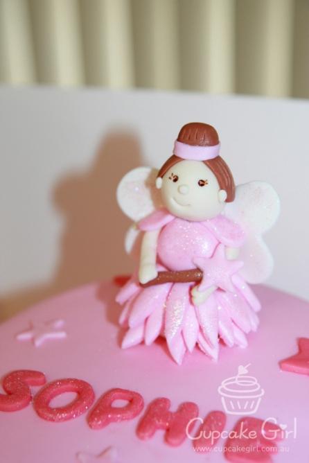 cupcakegirl.com.au - Fairy Princess Cake (4)
