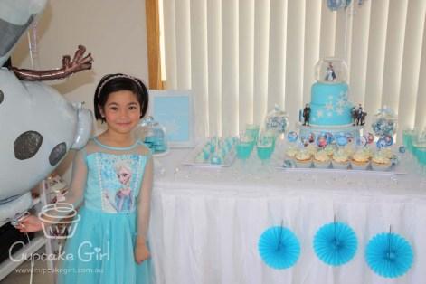 cupcakegirl.com.au - Frozen Party (1)