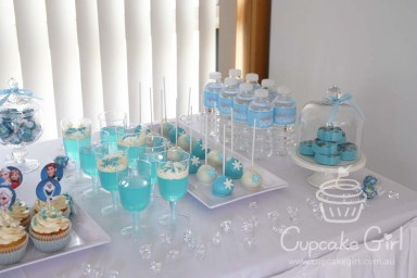 cupcakegirl.com.au - Frozen Party (10)