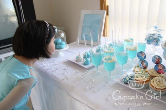 cupcakegirl.com.au - Frozen Party (16)