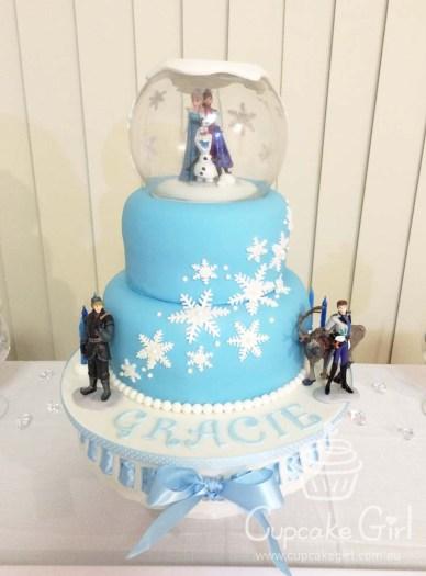 cupcakegirl.com.au - Frozen Party (21)