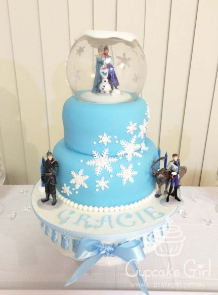 cupcakegirl.com.au - Frozen Party (21)