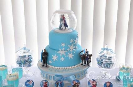cupcakegirl.com.au - Frozen Party (8)