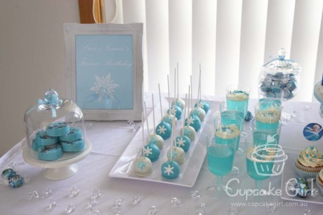 cupcakegirl.com.au - Frozen Party (9)