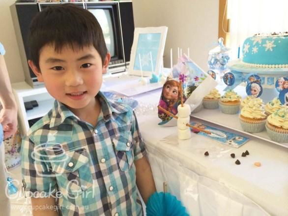 cupcakegirl.com.au - Frozen Pary (26)