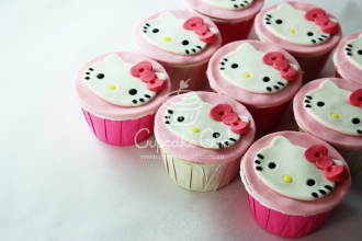 Cupcakegirl.com.au -Hello Kitty (22)