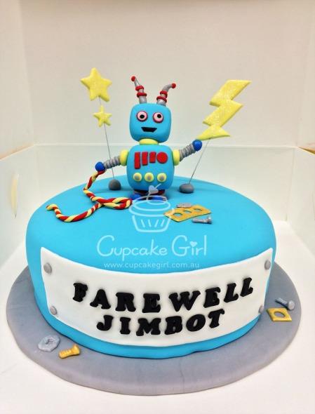 cupcakegirl.com.au - Jimbot Cake (1)