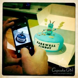 cupcakegirl.com.au - Jimbot Cake (10)