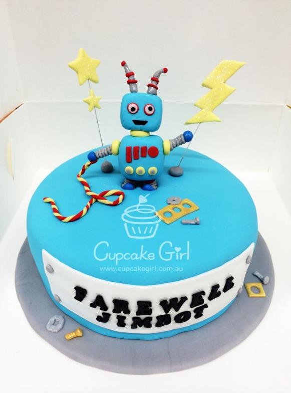 cupcakegirl.com.au - Jimbot Cake (2)