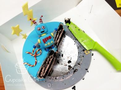 cupcakegirl.com.au - Jimbot Cake (8)