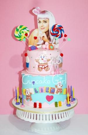 cupcakegirl.com.au - Katy Perry