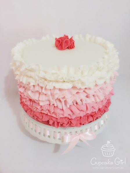 cupcakegirl.com.au - Ruffle Cake (2)