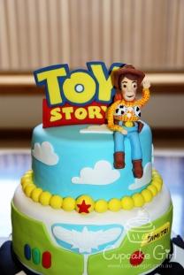 cupcakegirl.com.au - Toy Story Cake (1)