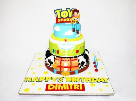 cupcakegirl.com.au - Toy Story Cake (3)