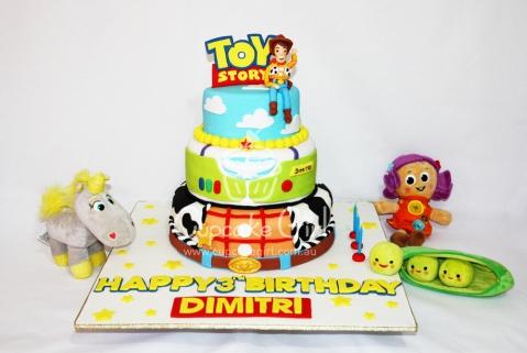 cupcakegirl.com.au - Toy Story Cake (6)