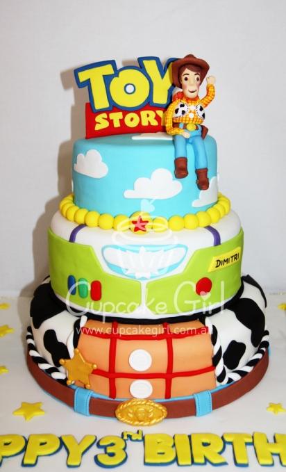 cupcakegirl.com.au - Toy Story Cake (7)