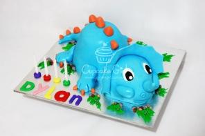 cupcakegirl.com.au - Triceratops (1)