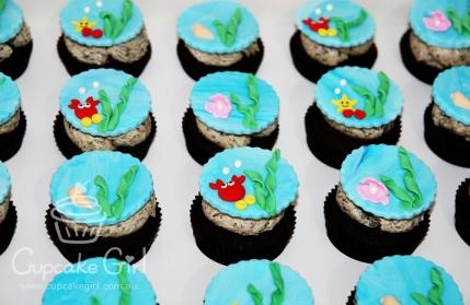 cupcakegirl.com.au - Turtle Cake (13)