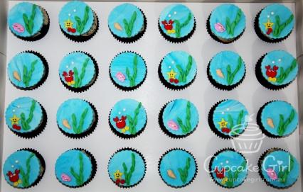 cupcakegirl.com.au - Turtle Cake (14)