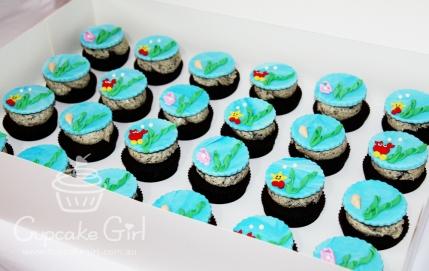 cupcakegirl.com.au - Turtle Cake (15)