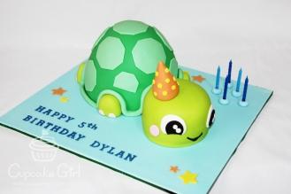 cupcakegirl.com.au - Turtle Cake (2)