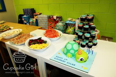 cupcakegirl.com.au - Turtle Cake (22)