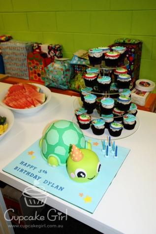 cupcakegirl.com.au - Turtle Cake (23)