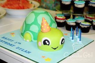 cupcakegirl.com.au - Turtle Cake (25)