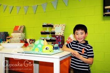 cupcakegirl.com.au - Turtle Cake (26)