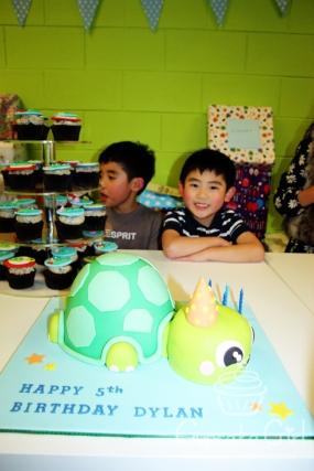 cupcakegirl.com.au - Turtle Cake (27)