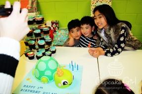 cupcakegirl.com.au - Turtle Cake (28)