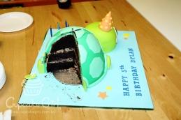 cupcakegirl.com.au - Turtle Cake (34)
