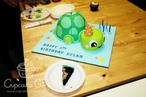 cupcakegirl.com.au - Turtle Cake (35)