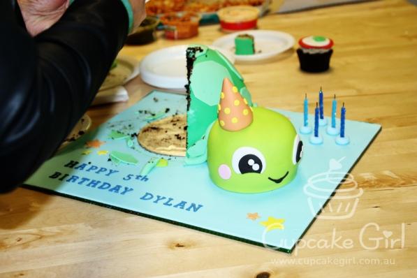 cupcakegirl.com.au - Turtle Cake (36)