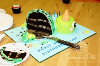 cupcakegirl.com.au - Turtle Cake (37)