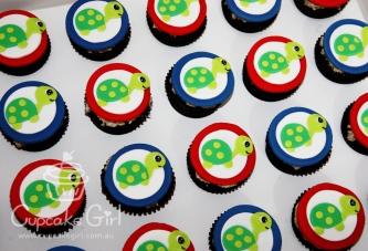 cupcakegirl.com.au - Turtle Cake (7)
