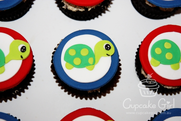cupcakegirl.com.au - Turtle Cake (8)
