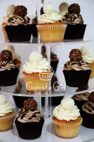 cupcakegirl.com.au - Wedding Ferrero & Raffaello (14)