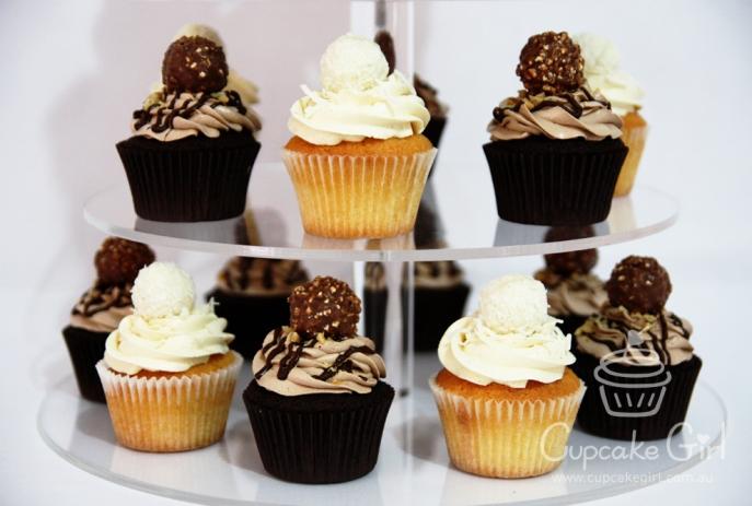 cupcakegirl.com.au - Wedding Ferrero & Raffaello (15)