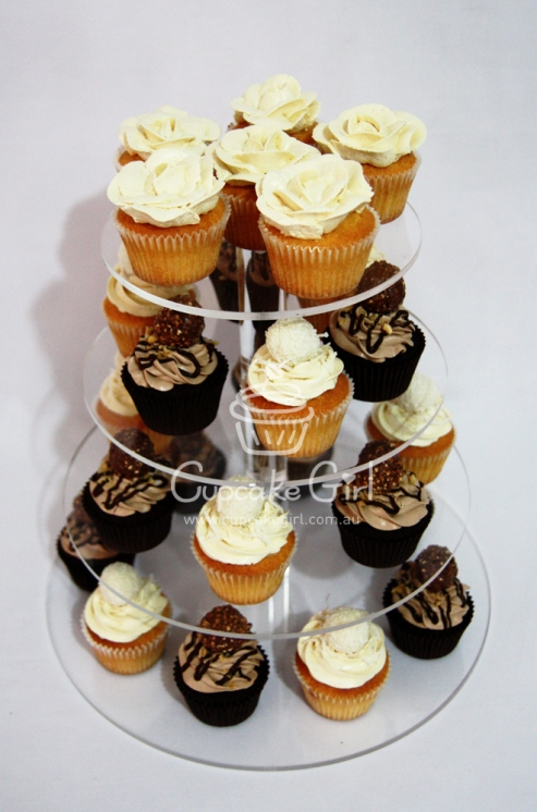 cupcakegirl.com.au - Wedding Ferrero & Raffaello (8)