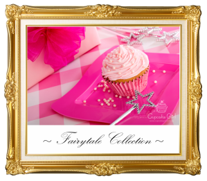 cupcakegirl.com.au - Fairytale Collection